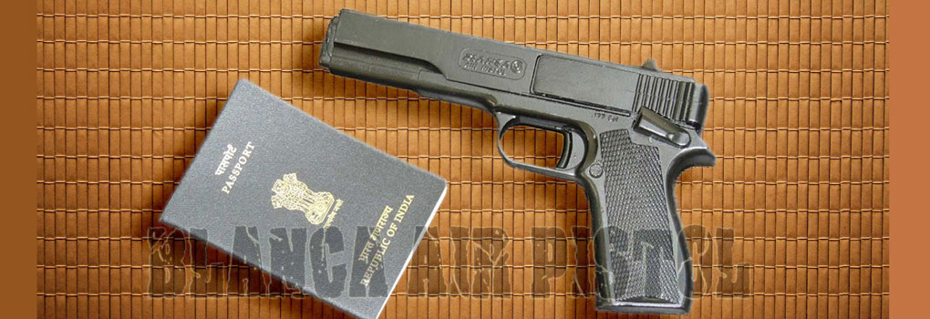 Blanca Air Pistol - Realize your Dream of carrying a GUN